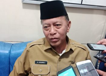 Walikota Tanjungpinang, H. Syahrul, S. Pd foto : Alam/Detak.media