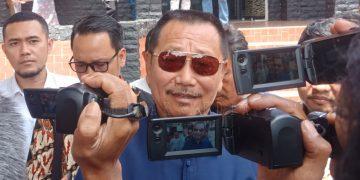Bobby Jayanto seusai diperiksa Satreskrim Polres Tanjungpinang beberapa waktu lalu. Foto : Alam/detak.media