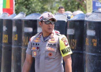 Waka Polres Tanjungpinang, Kompol Agung Gima Sunarya, SIK. Foto : ist