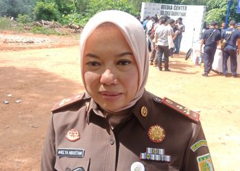 Kepala Kejaksaan Negeri Tanjungpinang, Ahelya Abustam, foto : Alam/detak.media