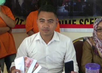 Kasat Reskrim Polres Bintan, AKP Agus Hasanuddin, foto : Ssz