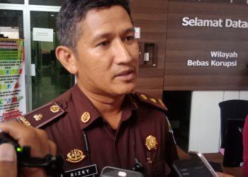 Kasintel Kejari Tanjungpinang, Rizky Rahmatullah, foto : Alam/detak.media