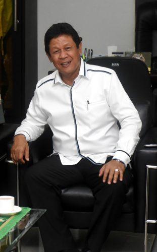 Isdianto Berterima Kasih dengan Dukungan Singapura