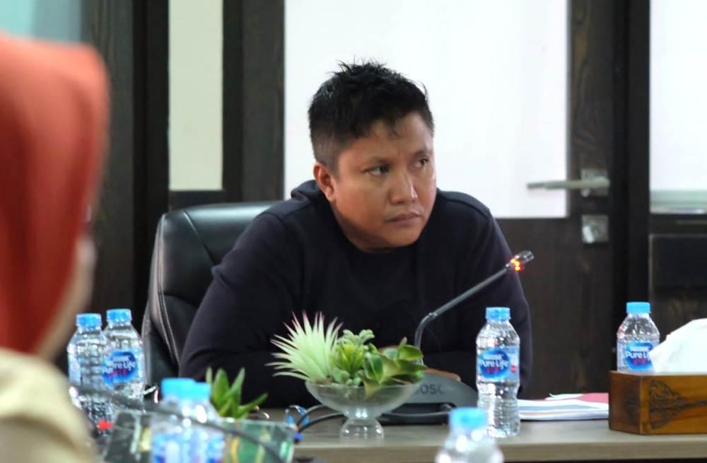 Ketua fraksi Golkar DPRD Kepri, Teddy Jun Askara