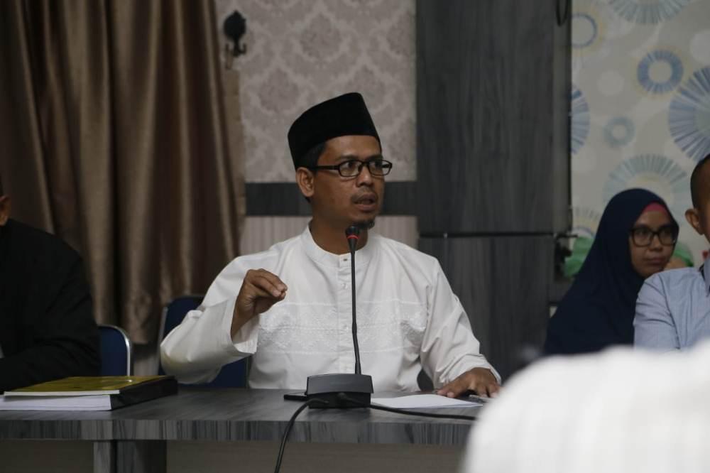 Ketua Komisi II DPRD Kepri, Ing Iskandarsyah