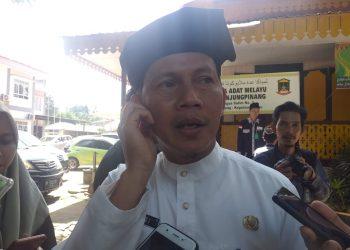 Kepala Dinas Kebudayaan dan Pariwisata Kota Tanjungpinang, Surjadi, foto : mael/detak.media