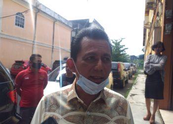 Anggota DPR RI, Calon Gubernur Kepri, Ansar Ahmad, f : Mael/detak.media