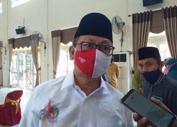 Kepala Dinas Pendidikan Kota Tanjungpinang, Adtmadinata, f : Mael/detak.media
