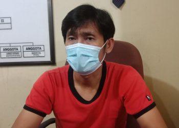 Kanit Reskrim Polsek Bintan Timur, Iptu Indra J Malau, f : Alam/detak.media