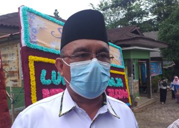 Plt Kadisdik Kota Tanjungpinang, Tamrin Dahlan, f : Ismail/detak.media