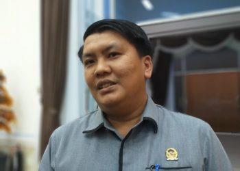 Anggota DPRD Tanjungpinang, Novaliandri Fathir, f : Mael/detak.media