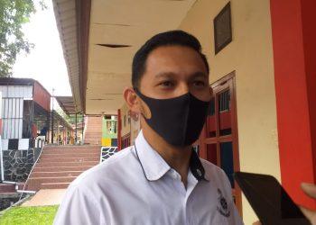 Kasat Reskrim Polres Tanjungpinang, AKP Rio Reza Parindra, f : mael/detak.media