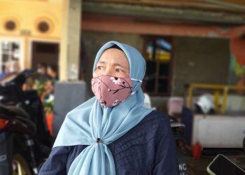 Kepala Dinas Kesehatan Kota Tanjungpinan, Nugraheni, f : mael/detak.media