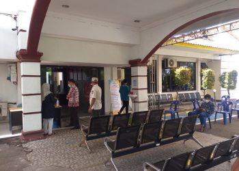 Kantor Pelayanan Pajak Daerah atau Samsat Tanjungpinang, f : mael/Detak.media