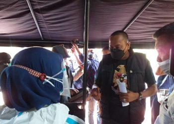 Anggota Dewan Perwakilan Rakyat Daerah (DPRD) Bintan, Hasriawadi, f : mael/detak.media