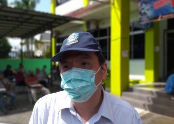 Anggota DPRD Kepri Dapil Tanjungpinang, Rudi Chua, f : Mael/Detak.media