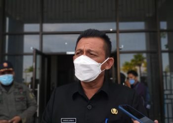Gubernur Kepri, Ansar Ahmad, f : Mael/Detak.media