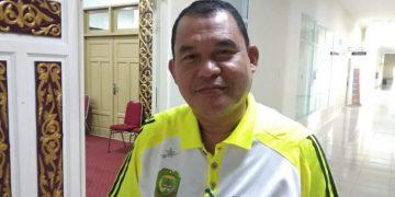 Sekretaris Disdik Kota Tanjungpinang, Saparilis, f : Mael/Detak.media