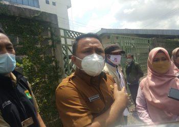 Kasi Perselisihan Tenaga Kerjq Disnaker Tanjungpinang, Hasudungan Simatupang, f : Mael/detak.media