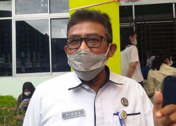 Koordinator Vaksinasi Tanjungpinang, Riono, f : ist