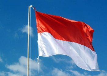 Bendera Merah Putih, f : beritasatu.com