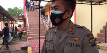 Kasatlantas Polres Tanjungpinang, AKP I Made Putra Hari Suargana, f : Mael/Detak.media