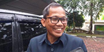 Kepala Dinas Perhubungan Kota Tanjungpinang, Bambang Hartanto, f : Mael/Detak.media