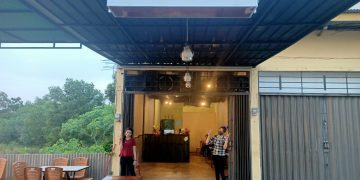 Kedai Kopi Rakyat yang beralamatkan di Kilometer 8 Atas, tepatnya di depan Hotel CK Tanjungpinang, f : ist